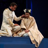 Eduardo Sandoval & Yeonjoo Park - Madame Butterfly par Roberta Mattelli