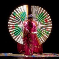 Yeonjoo Park - Madame Butterfly par Roberta Mattelli