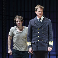 Jacques Imbrailo et Toby Spence - Billy Budd par Deborah Warner