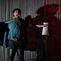 Kamil Ben Hsain Lachiri - La Forêt bleue par Victoria Duhamel