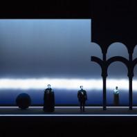 Stuart Skelton, Vladimir Stoyanov et Sonya Yoncheva - Otello par Robert Wilson
