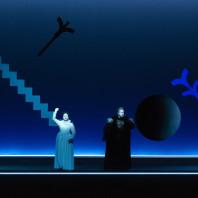 Sonya Yoncheva et Stuart Skelton - Otello par Robert Wilson