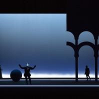 Sonya Yoncheva, Vladimir Stoyanov et Francesco Demuro - Otello par Robert Wilson