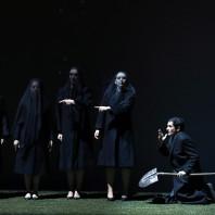 Élodie Méchain, Jodie Devos, Julie Robard-Gendre, Chiara Skerath et Mathias Vidal - La Flûte enchantée par Robert Carsen