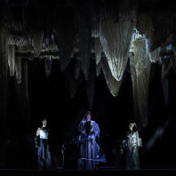 Andrew Foster-Williams, Ann Petersen & Nora Gubisch - Tristan et Isolde par Ralf Pleger