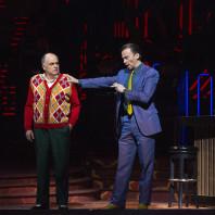 Roberto Frontali & Štefan Kocán - Rigoletto par Michael Mayer