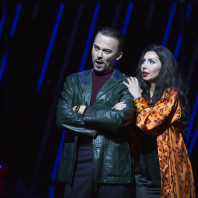 Štefan Kocán & Ramona Zaharia - Rigoletto par Michael Mayer