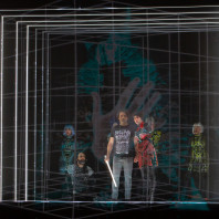 Yete Queiroz, Sévag Tachdjian, Georgy Vasiliev, Antoinette Dennefeld, Norma Nahoun - Carmen par Florentine Klepper