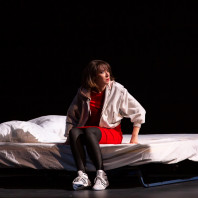 Elena Galitskaya - Carmen par Florentine Klepper
