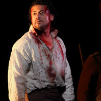 Vittorio Grigolo - Tosca par Jonathan Kent