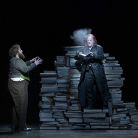 Allan Clayton & Christopher Purves - La Damnation de Faust par Richard Jones