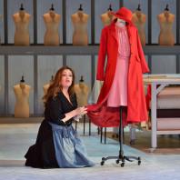 Marion Lebègue dans Madame Favart