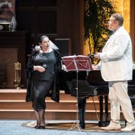 Catherine Malfitano & Joseph Calleja - Tosca par Christophe Honoré