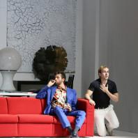 Vittorio Prato & Alasdair Kent - Le Mariage secret par Pier Luigi Pizzi