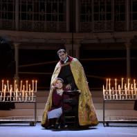 Stoyanova et Abdrazakov dans Faust