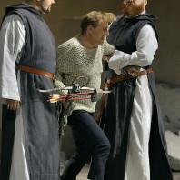Timo Riihonen, Andreas Schager et Martin Homrich - Parsifal par Uwe-Eric Laufenberg à Bayreuth