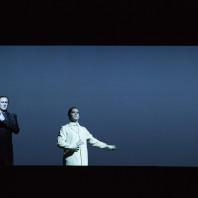 Stéphane Degout et Paul Gay dans Pelleas et Mélisande