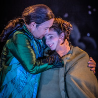 Hyojong Kim et Ylva Stenberg - Acis et Galatée par Tine Topsøe au Festival de Confidencen