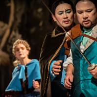 Jenny Ohlson Akre, Jihan Shin et Hyojong Kim - Acis et Galatée par Tine Topsøe au Festival de Confidencen