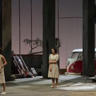 Mantashyan, Schmidt et Seliverstova dans Ariane à Naxos