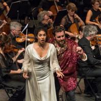 Sophia Burgos & Michael Spyres