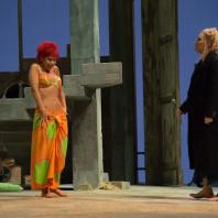 Fally et Mattila dans Ariane à Naxos