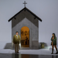 Ludovic Tézier & Pretty Yende - La Traviata par Simon Stone