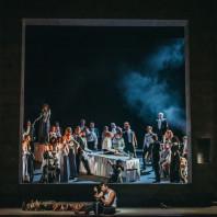 Hamlet par Frank Van Laecke