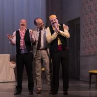 Marc Scoffoni, Leonardo Galeazzi & Sébastien Droy - Cosi fan tutte par Gilles Bouillon