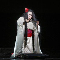 Hui He - Madame Butterfly par Anthony Minghella