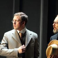 Dominic Sedgwick & Mark Padmore - Mort à Venise par David McVicar