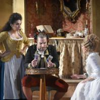 Anna Aglatova, Robert Gleadow & Vannina Santoni - Les Noces de Figaro par James Gray