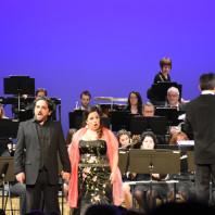 Rémy Poulakis & Ainhoa Zuazua Rubira - Orchestre d'harmonie de Vichy