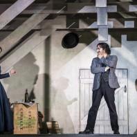 Simona Mihai & Charles Castronovo - La Bohème par Richard Jones