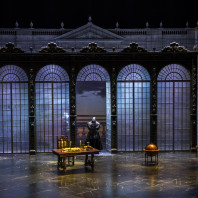 Ildebrando d'Arcangelo - Don Carlos par Stefano Mazzonis di Pralafera