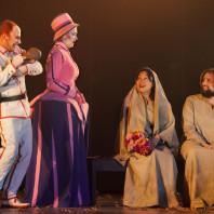 Leigh Melrose, Kai Rüütel, Chia Fen Wu & Ivan Thirion - Le Forgeron de Gand par Ersan Mondtag