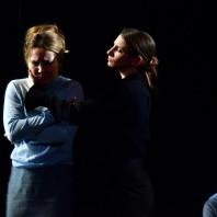 Dilyara Idrisova, Sonja Runje - Le Triomphe du Temps et de la Désillusion par Ted Huffman
