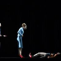 Sonja Runje & Dilyara Idrisova - Le Triomphe du Temps et de la Désillusion par Ted Huffman