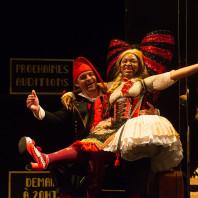 Damien Bigourdan & Adriana Bignagni Lesca - Lischen & Fritzchen / Un Mari dans la serrure