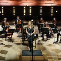 Barbara Hannigan et l'Orchestre Philharmonique de Radio France