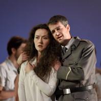 Jaroussky et D'Oustrac dans Theodora