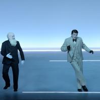 Max Harris & Stanislas de Barbeyrac - Le Messie par Bob Wilson