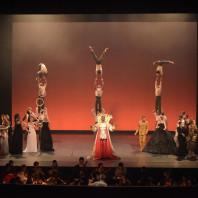Le Ballet royal de la Nuit par Francesca Lattuada