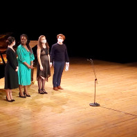 Joseph Birnbaum, Lise Nougier, Cyrielle Ndjiki Nya, Cécile Madelin, Étienne Duhil de Bénazé & Karine Deshayes