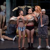 Lea Desandre en sirène - Hippolyte et Aricie par Jeanne Candel