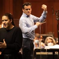 Lise Davidsen et Philippe Jordan