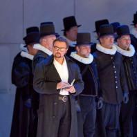 Igor Golovatenko - Don Carlos par Peter Konwitschny
