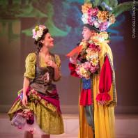 Erminie Blondel et Guillaume Paire - La Veuve Joyeuse par Fanny Gioria