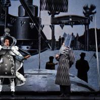 Matthieu Lécroart et Raphaël Brémard dans Le Voyage dans la Lune