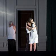 Jean-Yves Chilot, Benjamin Bernheim et Ermonela Jaho - Faust par Tobias Kratzer